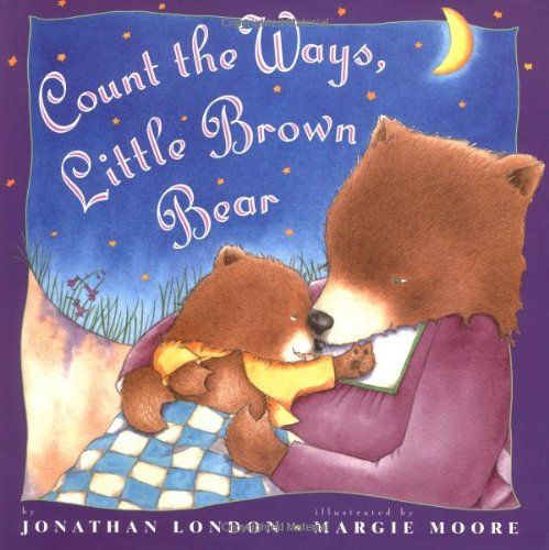 Count the Ways, Little Brown B By Jonathan London