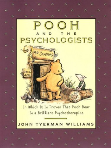 Pooh and the Psychologists By A A Milne