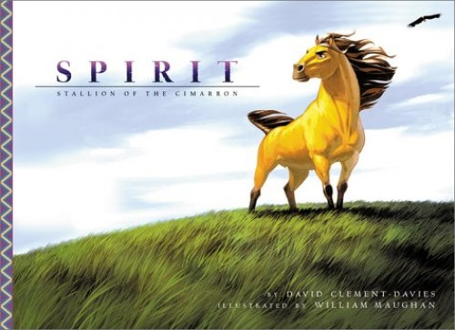 Spirit (Spirit: Stallion of the Cimarron) By Kathleen Duey