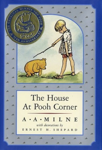 House at Pooh Corner By A A Milne