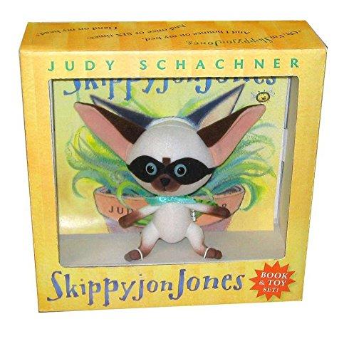 Skippyjon Jones Book and Toy set By Judy Schachner