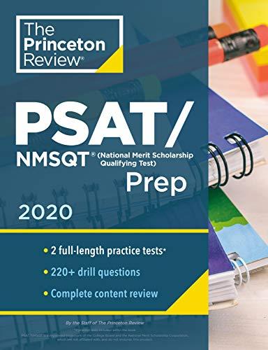 Princeton Review PSAT/NMSQT Prep 2020 By Princeton Review