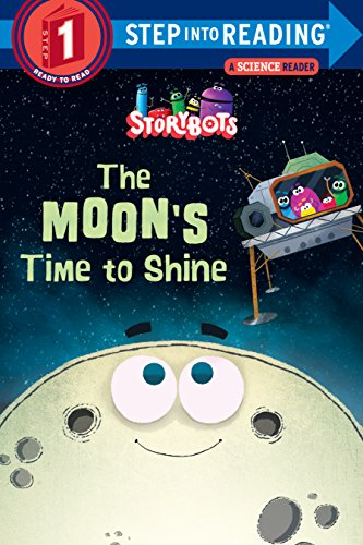 The Moon's Time To Shine von Storybots