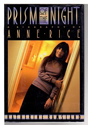 Ramsland Katherine : Prism of the Night (Hbk) By Katherine M Ramsland (Rutgers University)