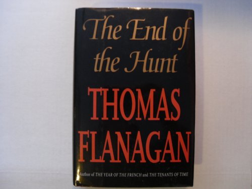 The End of the Hunt by Flanagan