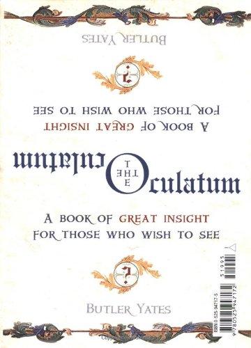 Oculatum: A Book of Great Insi By Butler Yates