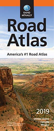 Rand McNally 2019 Compact Road Atlas By Rand McNally