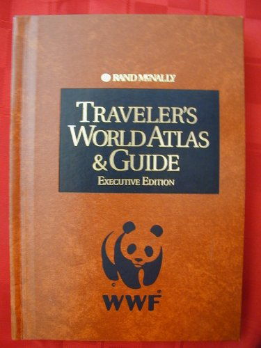 Traveller's World Atlas and Guide By Rand McNally