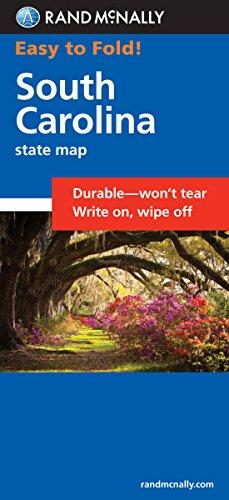 South Carolina State By Rand McNally