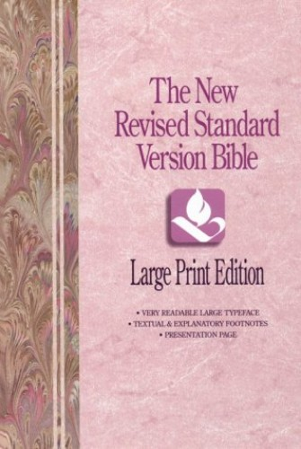 Large Print Bible By Created by World Publishing Company