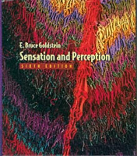 sensation and perception goldstein pdf