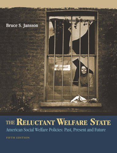 The Reluctant Welfare State By Jansson