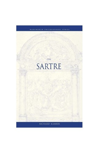 On Sartre By Richard Kamber