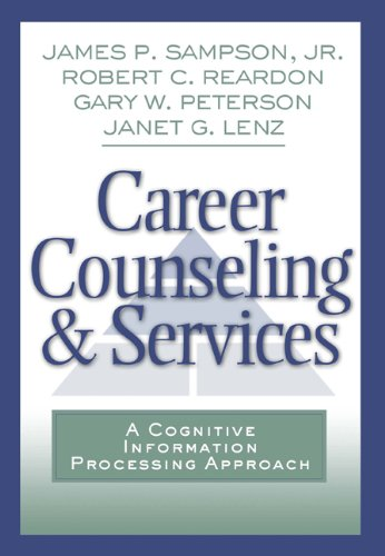 Career Counseling and Services By Robert C. Reardon