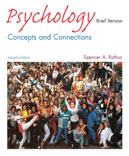 Psychology By Spencer A. Rathus