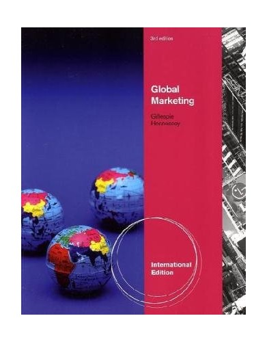 Global Marketing By H. David Hennessey