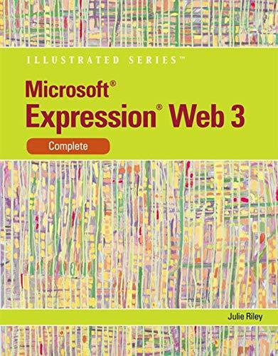 Microsoft (R) Expression Web 3 By Julie Riley