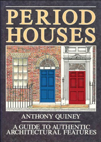 Period Houses By Anthony Quiney