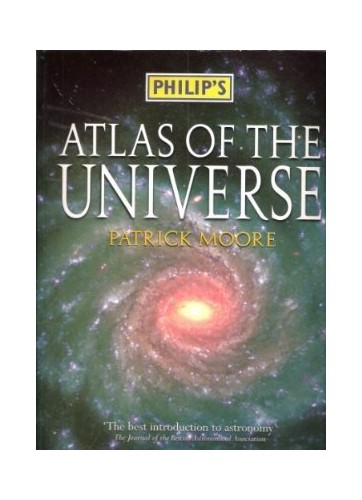Atlas of Universe Pb By Patrick Moore