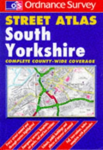 Ordnance Survey South Yorkshire Street Atlas