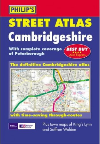 Cambridgeshire Street Atlas