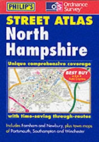Philip's Street Atlas North Hampshire