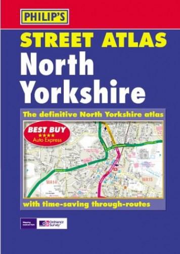 North Yorkshire Street Atlas