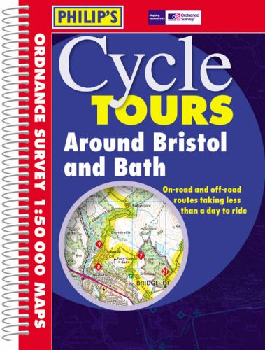 Around Bristol and Bath By Philips