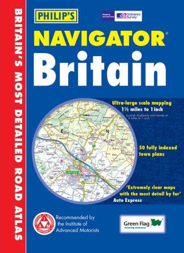 Navigator Atlas Britain