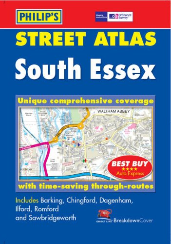 Philip's Street Atlas South Essex