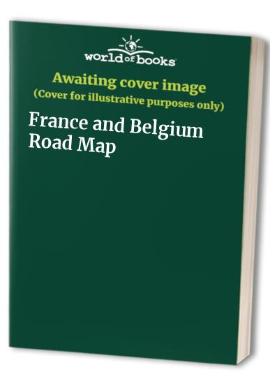 Details about Philip\'s Road Map Europe France/Belgium Sheet map, folded  Book The Fast Free
