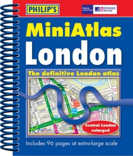 Miniatlas London