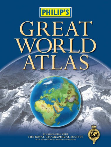 Philip's Great World Atlas By Unnamed
