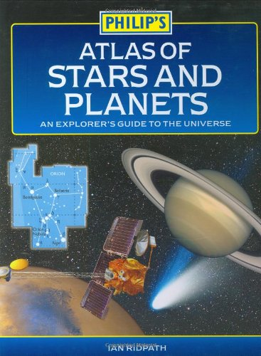 Atlas of Stars and Planets By Ian Ridpath