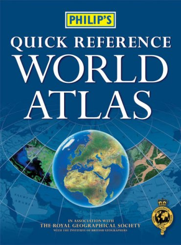 Philip's Quick Reference World Atlas