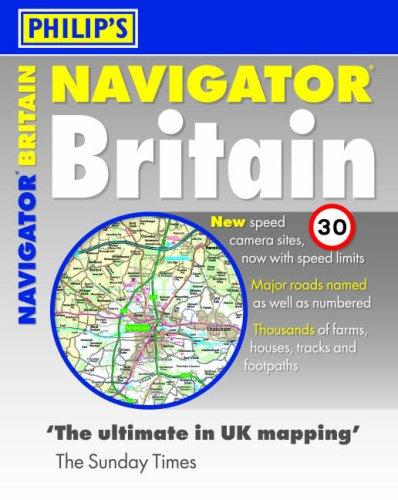 Philip's Navigator  Britain By Philip's Maps