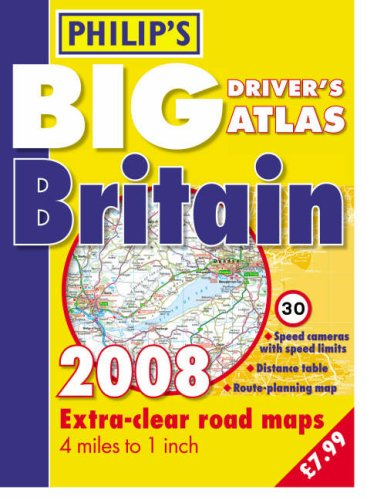 Big Road Atlas Britain