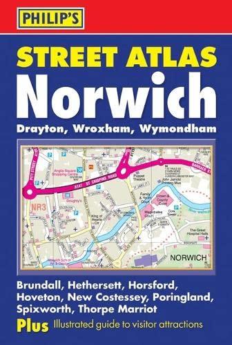 Philip's Street Atlas Norwich