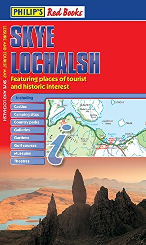 Philip's Red Books Skye and Lochalsh By VARIOUS