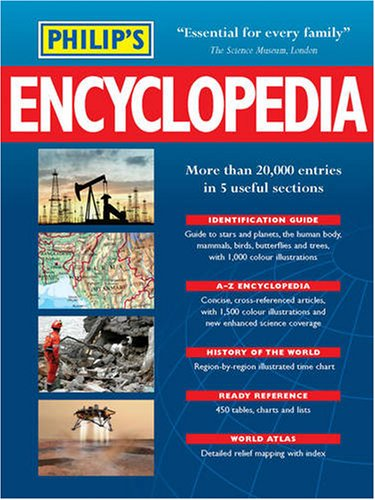 Philip's Encyclopedia By Philip's Maps
