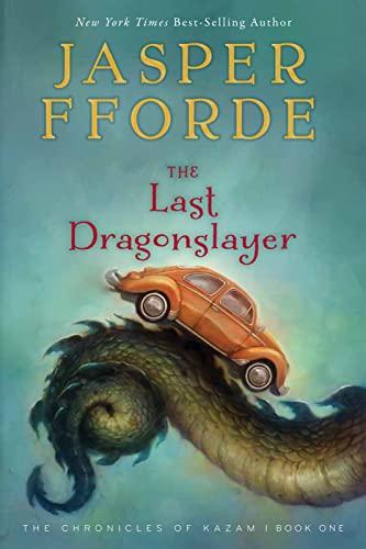 The Last Dragonslayer von Jasper Fforde