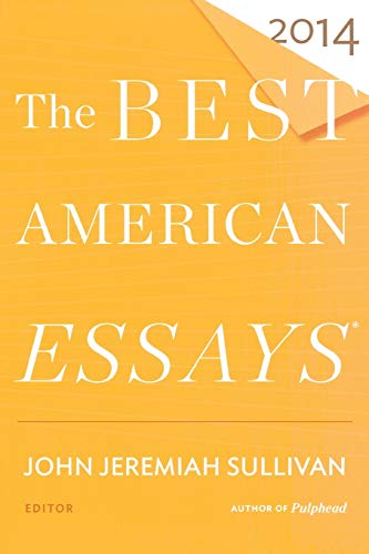 Best American Essays 2014 By By (author)