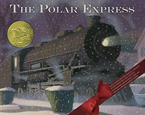 Polar Express 30th Anniversary Edition By Chris Van Allsburg