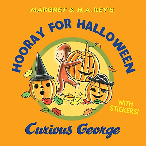 Hooray for Halloween By H. A. Rey
