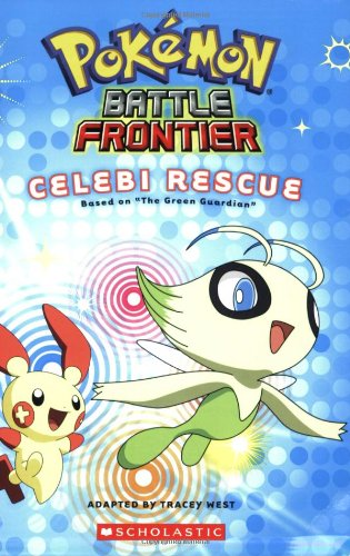 Celebi Rescue (Pokemon Battle Frontier)