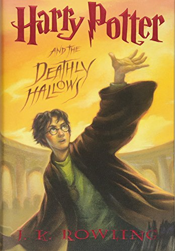 Harry Potter and the Deathly Hallows By Mary Grandpre