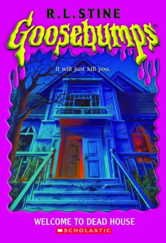 Welcome to Dead House By R L Stine