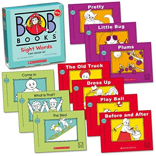 Bob Books: Sight Words: First Grade By Lynn Maslen Kertell