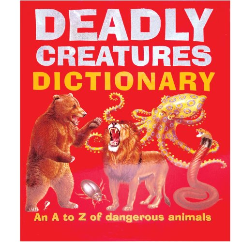 Deadly Creatures Dictionary, RRP £4.99