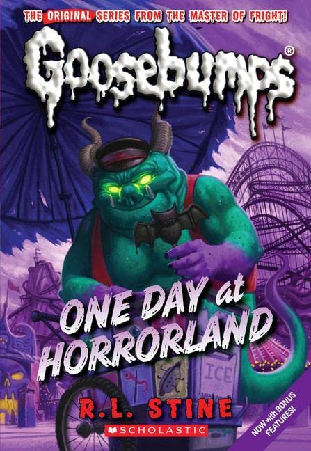 Goosebumps Classic: #5 One Day at HorrorLand By R,L Stine